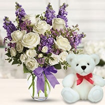 Flowers & Teddy Delivery mumbai