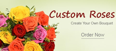 Custom Flowers mumbai