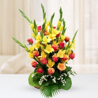 Joyful Flower Bouquet