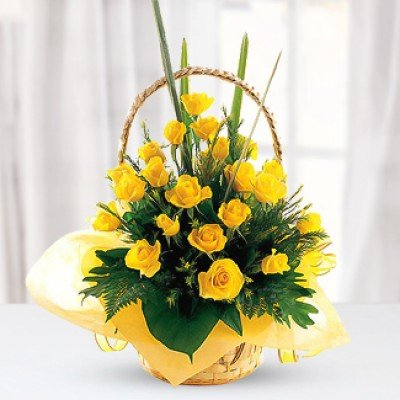 Someone Special Yellow Roses