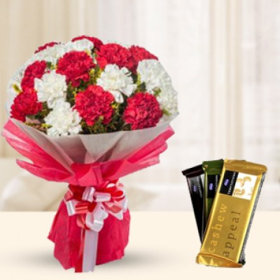 Tempting Carnations