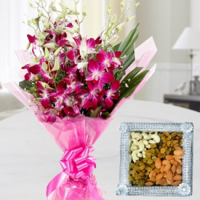 Orchid Dry Fruits