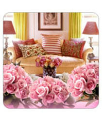 Room full of Pink Roses 300